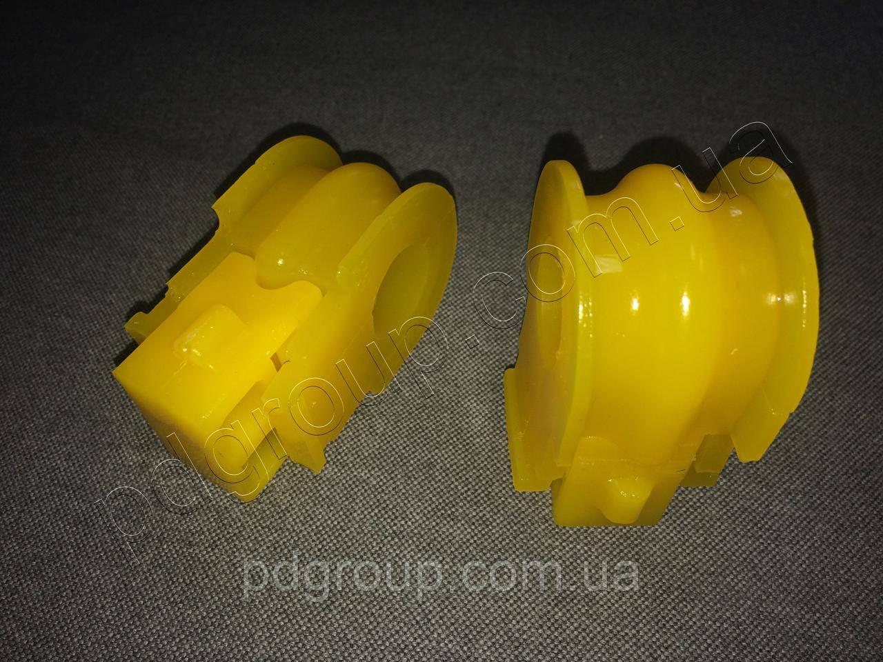 Втулка стабилизатора переднего d=23мм Renault Koleos, Nissan Qashqai, Juke,X-Trail 3 (OEM 54613-JG03A)