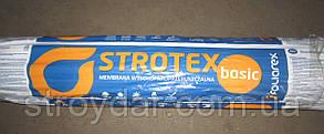 Кровельная супердиффузионная мембрана Strotex 115 пл. 1300 Basic