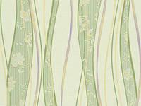 Обои виниловые Бонни  53,4 5575-04 ярко-салатовый