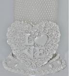 """Свадебная свеча """"Семейный очаг"""" (11*5 см), фото 2"""