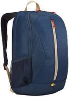 Рюкзаки городские CASE LOGIC IBIR115DBL (Dress Blue)