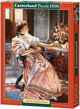Пазли Перші троянди Castorland 1500 елементів