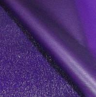 Пленка флористическая с мерцанием, фиолетовая