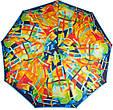 Привлекательный женский зонт-автомат AIRTON Z3955-2001, цвет разноцветный. Антиветер!, фото 3