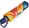 Привлекательный женский зонт-автомат AIRTON Z3955-2001, цвет разноцветный. Антиветер!, фото 4