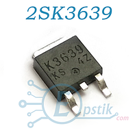2SK3639, Mosfet транзистор, TO252
