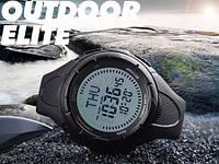 Часы наручные с компасом Skmei 1232 black