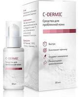C-dermic от грибка и псориаза