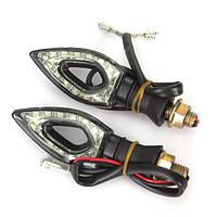 12 LED светодиодные повороты