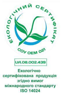 Экологический сертификат (Журавлик)