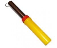 Факел дымный ручной, время дымообразования: до 1 минуты, цвет дыма: желтый