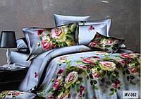 Полуторный комплект постельного белья Bellagio Sateen MV-062