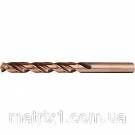 Сверло по металлу, 2 мм, HSS Co-5%, 2 шт. // MTX