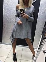Платье женское-Туника Paparazzi Длинный рукав