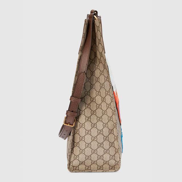 Мужская сумка Gucci Supreme Donald Duck Tote