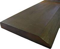 Стальной нож M12x110 HB 500  - изнашиваемые детали навесного оборудования (ковшей и отвалов) для спецтехники