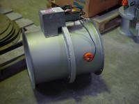 Клапаны противопожарные универсальные КПУ-2 100х100