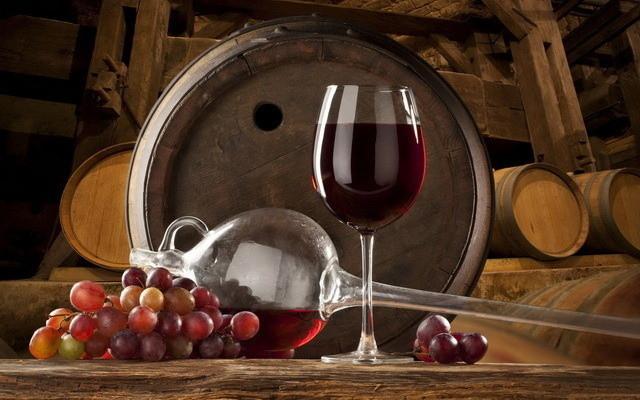 Вино домашнее Изабелла сухое