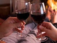 Вино домашнее на розлив  красное сухое