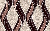 Обои виниловые Версаль 1025-13 коричневый (пара 025-33)