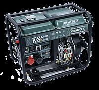 Дизельный генератор Könner & Söhnen KS 9000HDE-1/3
