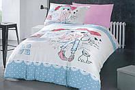 """Ткань для постельного белья Бязь """"Gold"""" Lux детская GLB2049 (50м)"""