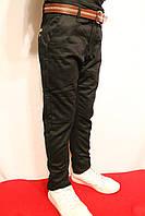 Зимние черные штаны на флисе для подростков от 6-14 лет.(по росту 134-164см.) Фирма-Smile Польша.
