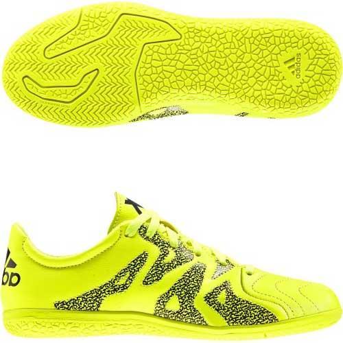 Футзалки детские adidas X15.3 IN J B33002