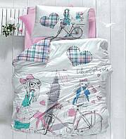 """Ткань для постельного белья Бязь """"Gold"""" Lux детская GLB2044 (50м)"""