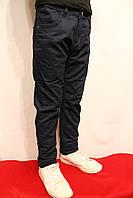 Подростковые зимние темно-синие штаны на флисе от 6-14 лет.(по росту 134-164см.) Фирма-Smile Польша.