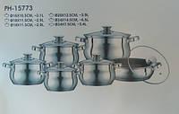 Набор посуду Peterhof  PH 15773  12 пр.  , фото 1