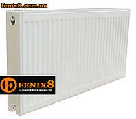 Радиатор стальной RADIMIR 300х22х2000  (боковое подключение), фото 1