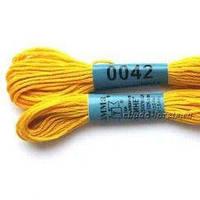 0042 Мулине Гамма (Gamma) Нитки для вышивания Россия