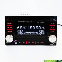 2din Автомагнитола Pioneer HS-MP2500 USB ISO