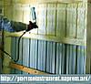 Пневмопистолет для напыления монтажной пены PMP-150m