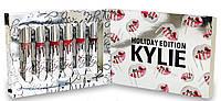 Жидкая матовая помада Kylie Holiday Edition: 6 оттенков