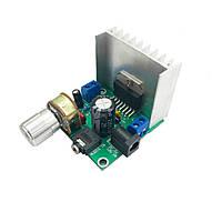 Аудио усилитель TDA7297 2х15Вт 12В стерео, плата