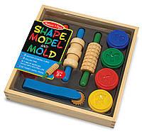 Набор пластилина для лепки Лепите, творите, играйте Melissa & Doug (MD10165)