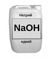 Каустическая сода (натрий едкий жидкий 40%) налив от 10 л