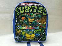 Рюкзак детский для мальчика «Черепашки ниндзя»