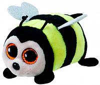 """Пчелка Zinger, мягкая игрушка 15 см, Teeny Ty""""s, TY"""