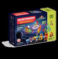 Магнитный конструктор Magformers Мастер 115 элементов