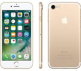Смартфон Apple iPhone 7 Gold 2/32gb Оригинал Neverlock  Гарантия 6 мес+стекло и чехол!