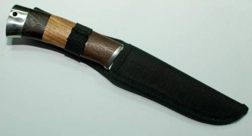 Туристический нож Boda FB 66, с фиксированным клинком., фото 2