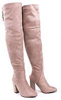 Женские ботфорты чулки, удобные сапого на каждый день размеры 35-39
