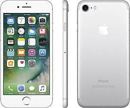 Смартфон Apple iPhone 7 Silver 2/32gb Оригинал Neverlock  Гарантия 6 мес+стекло и чехол!
