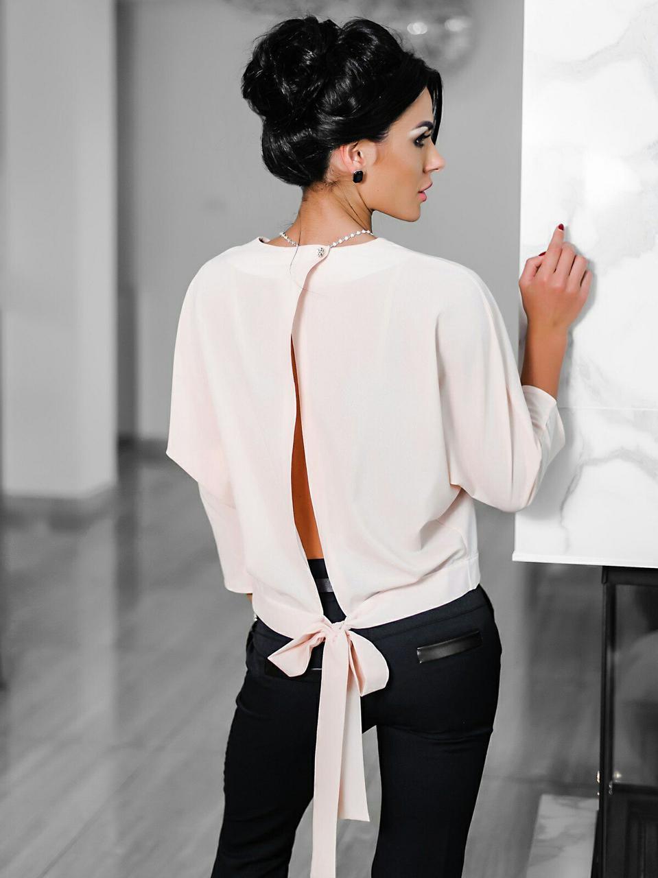 cb405908d96 Купить Женская свободная блузка летучая мышь р-ры 46-50 в Одессе от ...