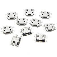 Разъем гнездо micro USB 5pin, фото 1