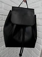 Сумка-рюкзак, эко-кожа