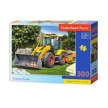 Пазлы Трактор Castorland 300 элементов